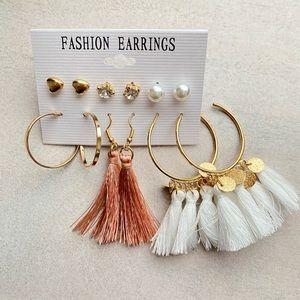 ‼️SALE 3/$15 Earring Set ⭐️⭐️⭐️
